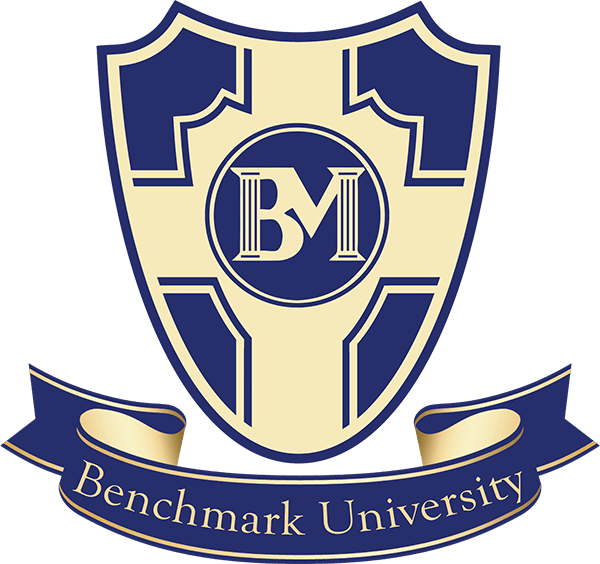 Benchmark University logo